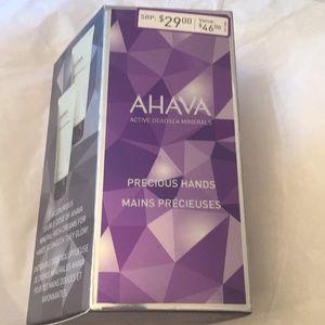 AHAVA Dead Sea Mineral Hand Cream Set of two